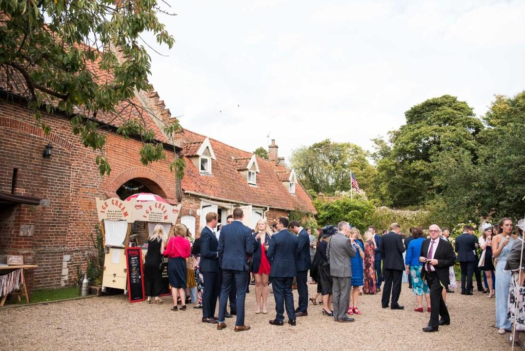 Norfolk Barn wedding venue