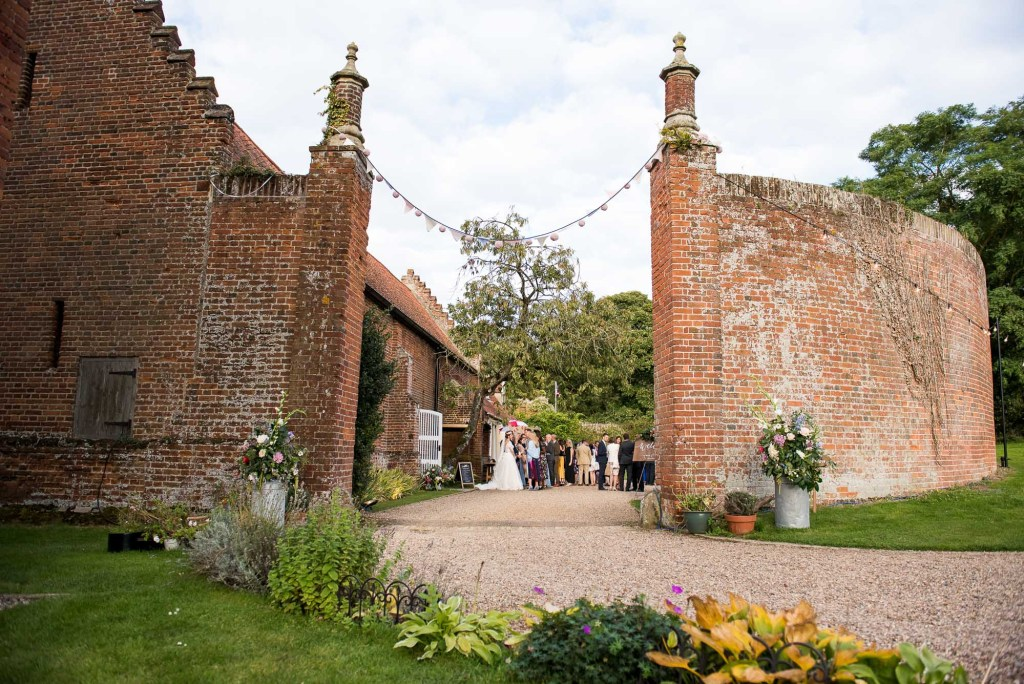 Norfolk Barn wedding venue