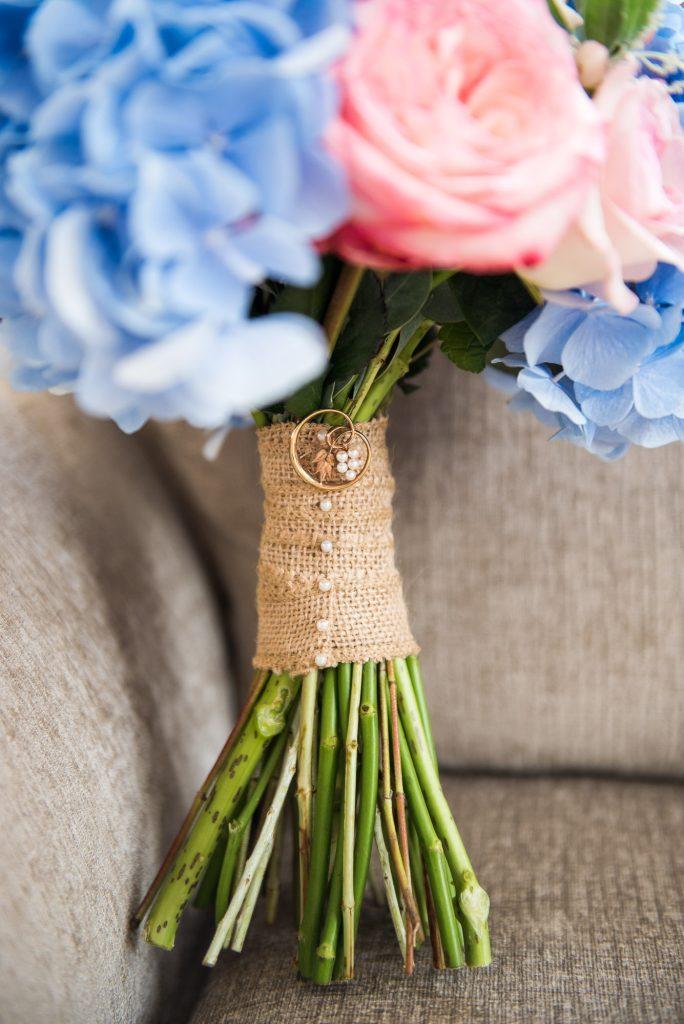 Hannah Martin Flowers bridal bouquet