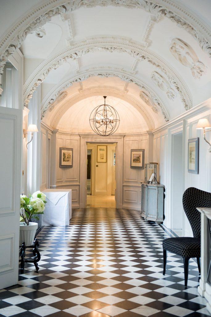 Barnett Hill Hotel Interior Hallway