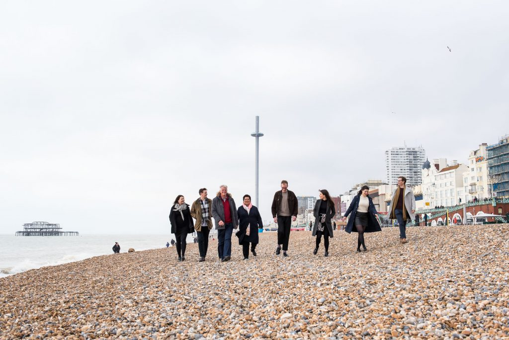 Natural family photography Brighton