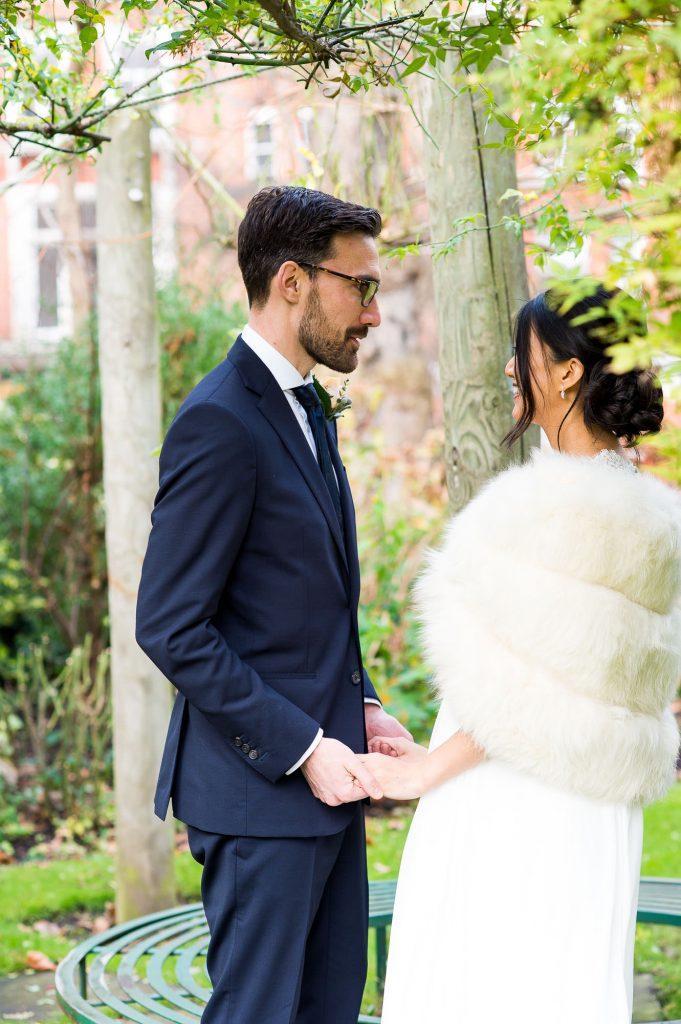 Documentary Wedding Portrait Photography London