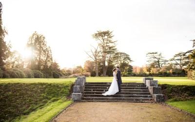 Berkhamsted Wedding Photography – Winter Inspired Ashridge House Wedding