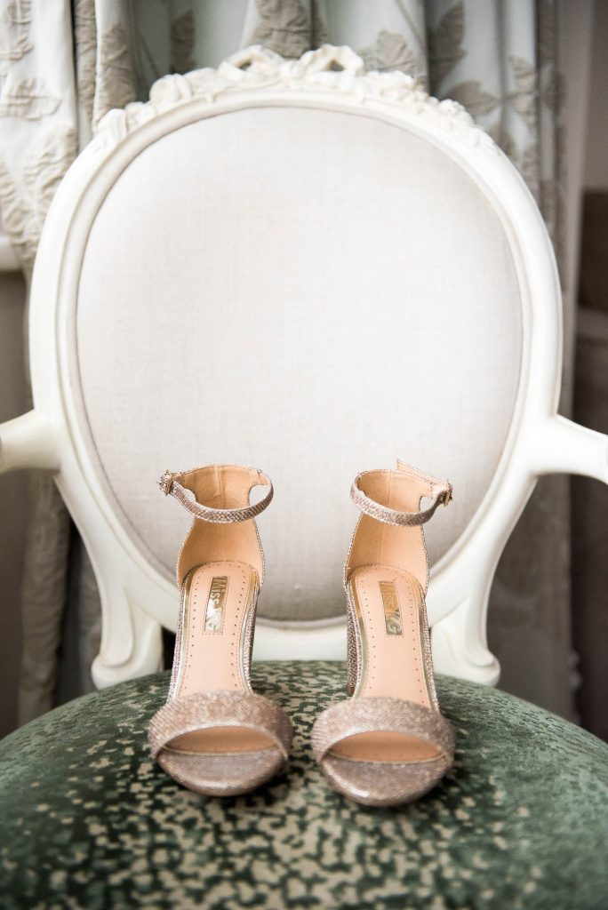 Park House Barn, Rustic Barn Wedding, Bridal Prep Miss KG Wedding Shoes