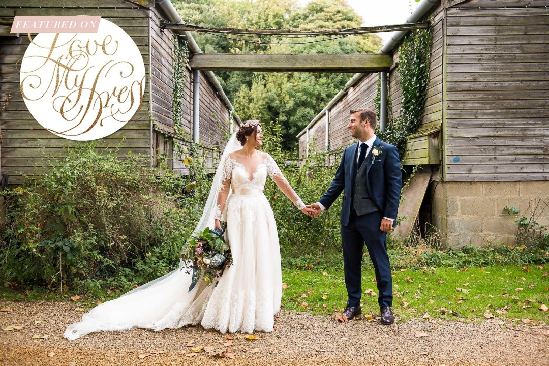 surrey wedding photography, Love My Dress wedding blog feature