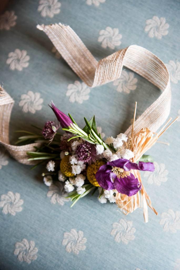 Inkersall Grange Farm Wedding - Same Sex Wedding Photography - Wildflower Wedding Flowers