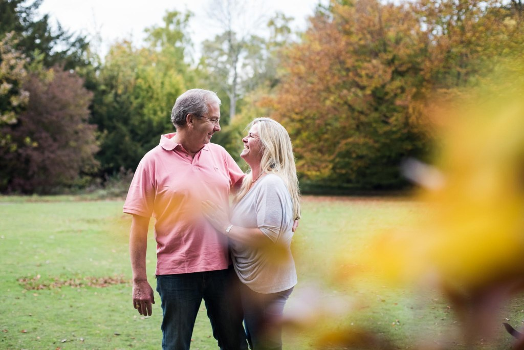 Surrey Family Photography, Natural and Candid Photography of a Father and Mother