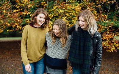 Surrey Family Photography – Relaxed Family Walk In Surrey