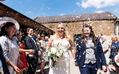 Northampton Wedding Photography – Sunny Dodmoor House Wedding