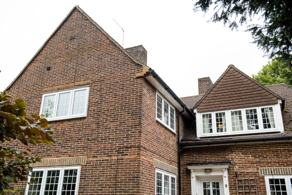 Exterior of a Guildford home