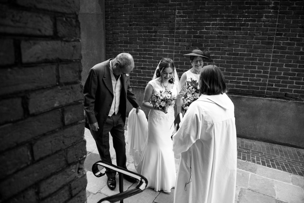 Candid documentary wedding photography Surrey