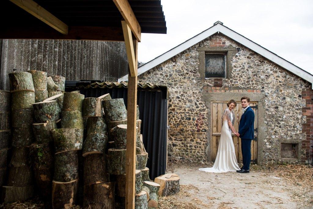 Creative Surrey wedding photography