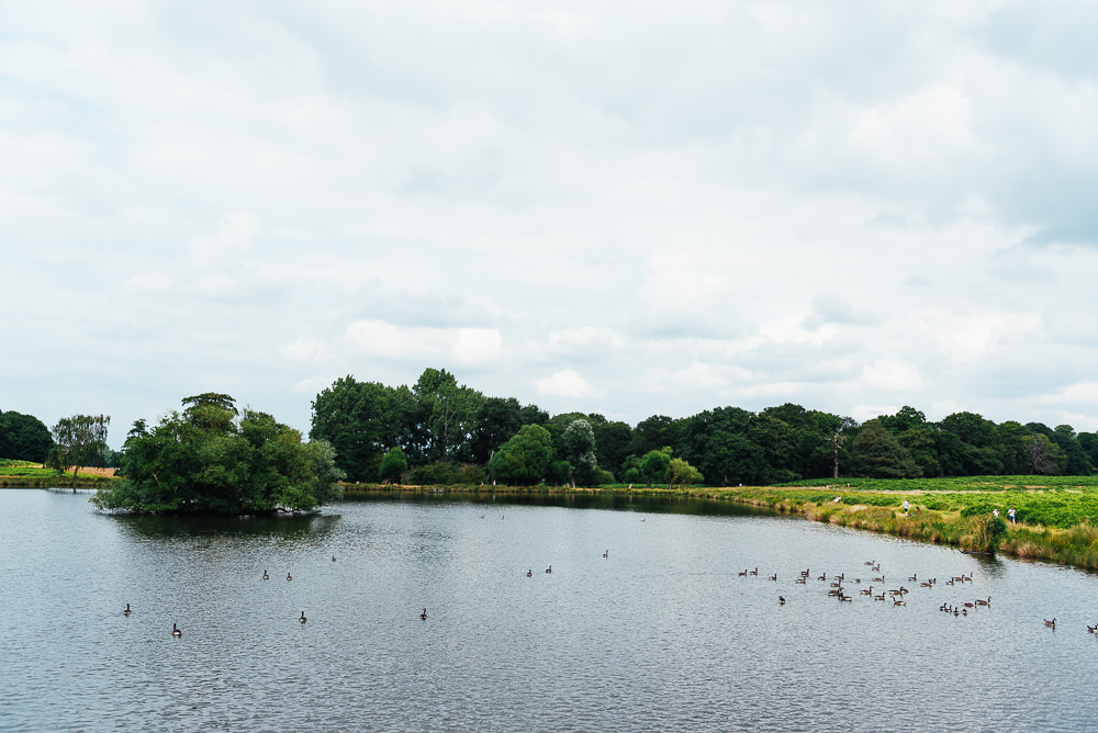 Pen Ponds, Richmond Park