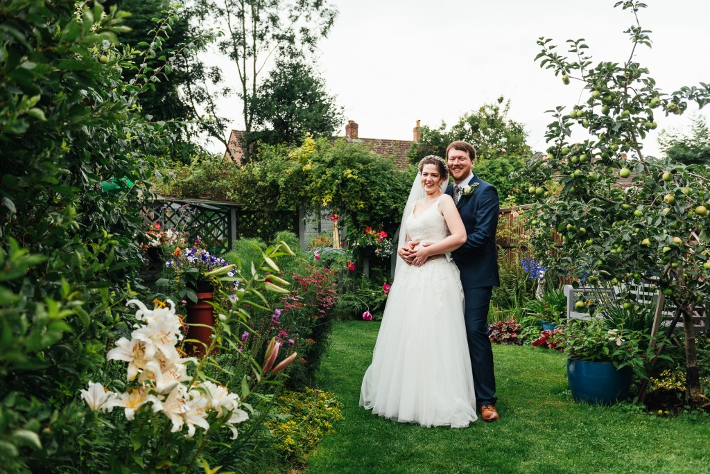 DIY Village Hall Wedding