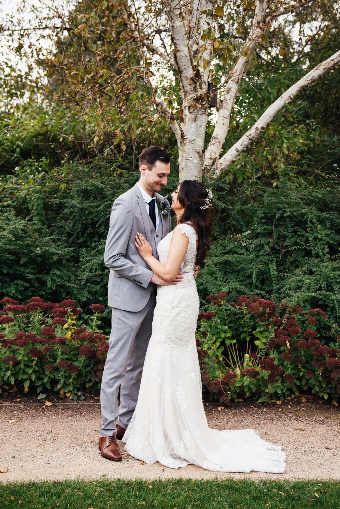 Natural wedding portrait photography for Forty Hall wedding