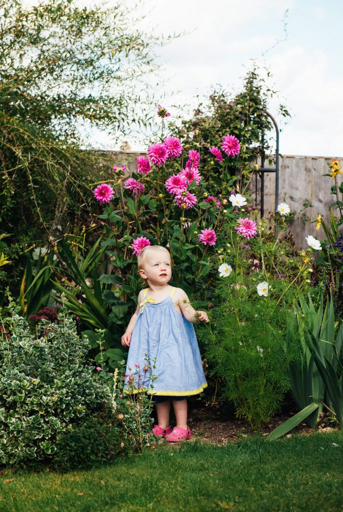 Relaxed Family Photography at Home