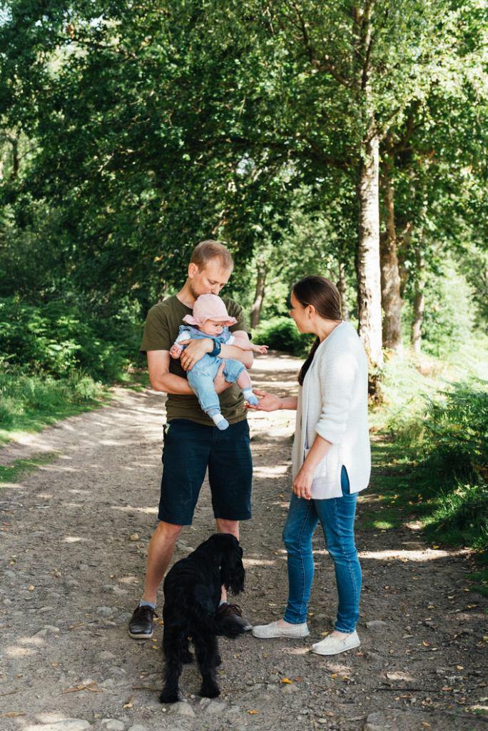 Holmbury Hill Family Shoot, Surrey Family Photography