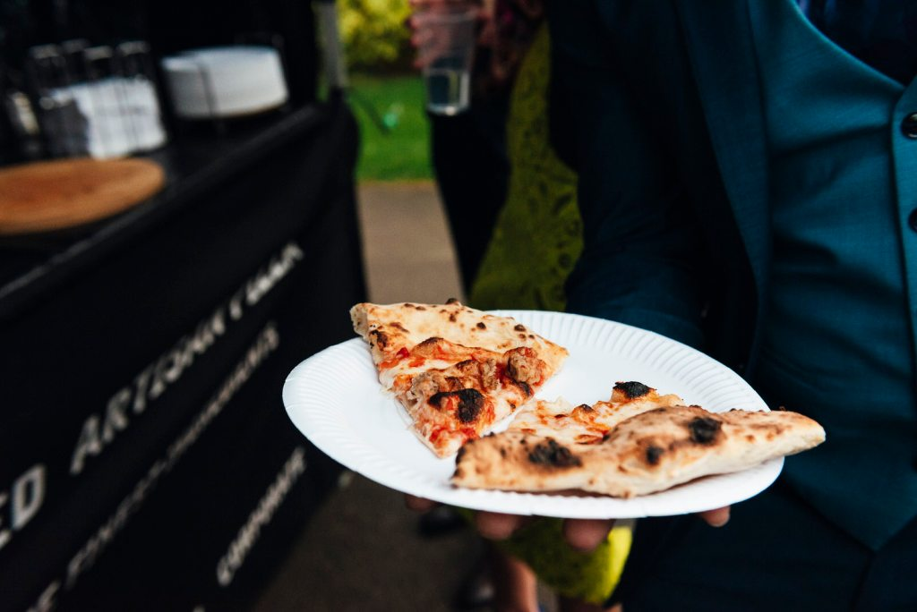 Summer Wedding Food Trends - Wood Fired Pizza