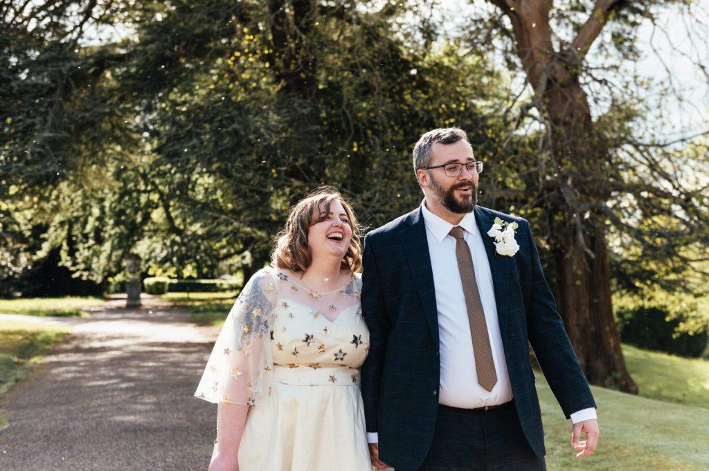 Intimate Weybridge Wedding Surrey