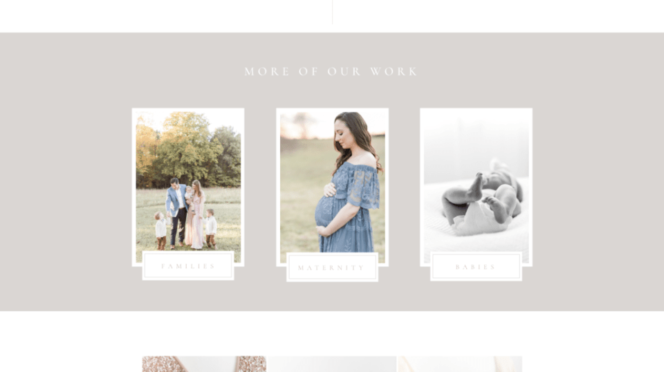 Jessica Green Photography Family Portrait Galleries