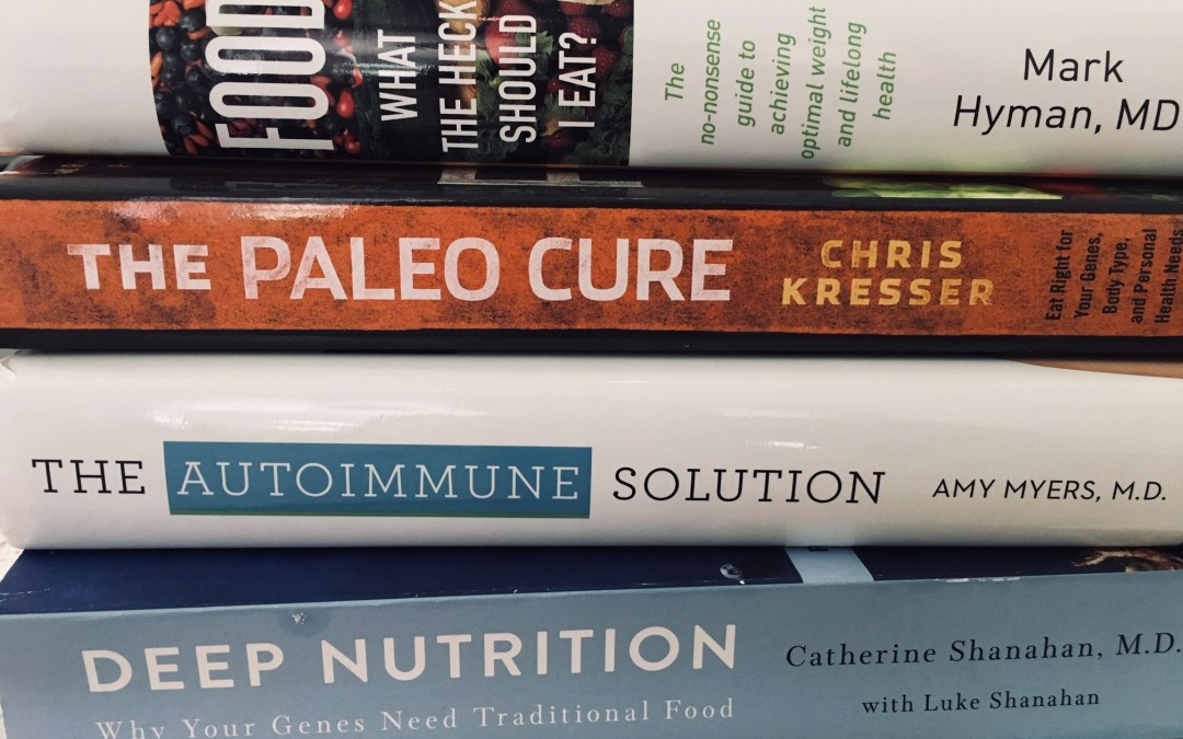 4 Great Reads for Reversing Autoimmune Disease