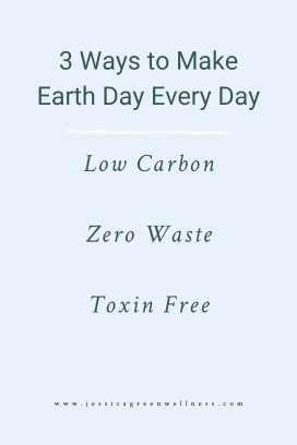 3 Ways to Make Earth Day Every Day