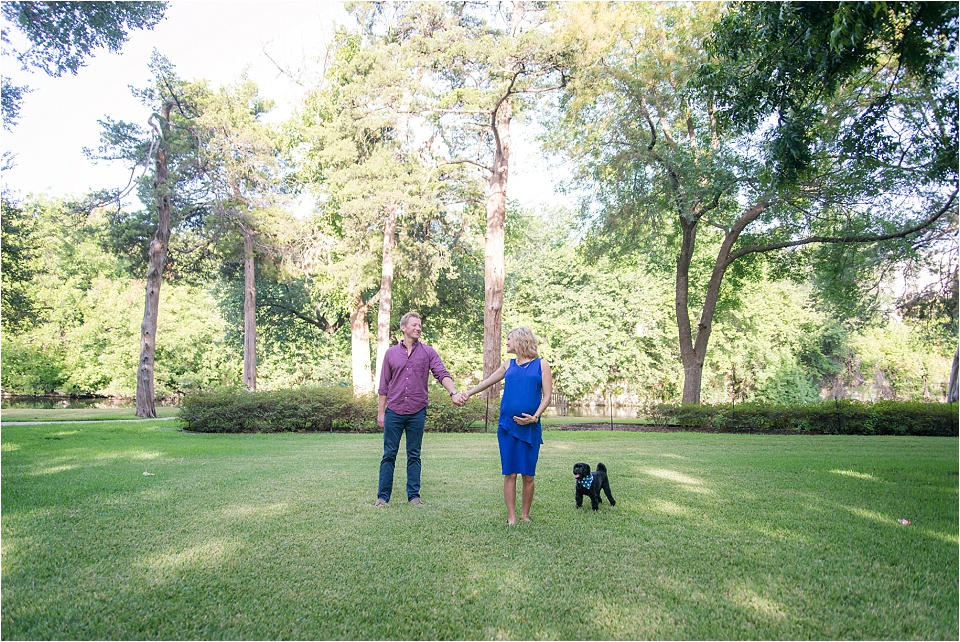Highland Park, Dallas TX Maternity Session