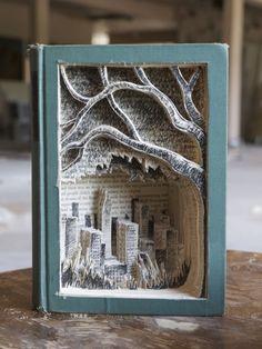 Tree Book 3D