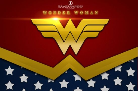 Wonder woman diagonal