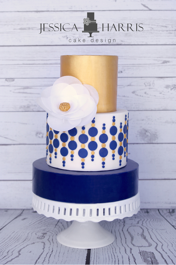 Circle Bubble Cake Template 1 Design Jessica Harris