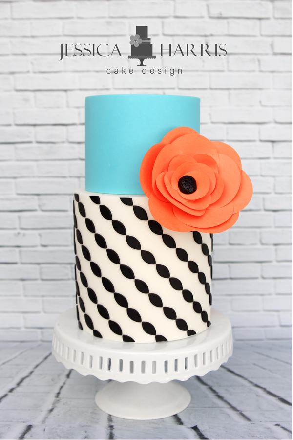 How To Transfer A Design Onto A Cake
