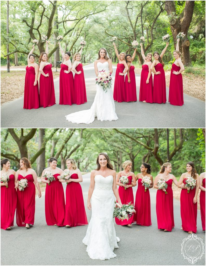 Elegant Southern Charcoal and Maroon Wedding_0031