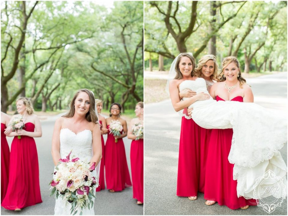 Elegant Southern Charcoal and Maroon Wedding_0032