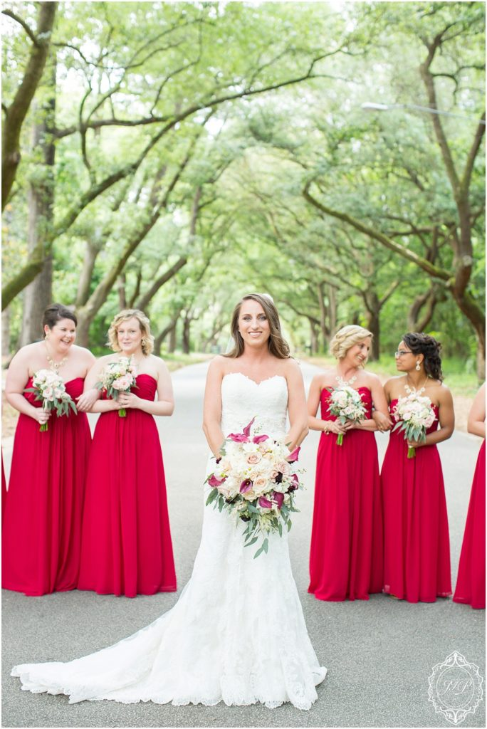 Elegant Southern Charcoal and Maroon Wedding_0033