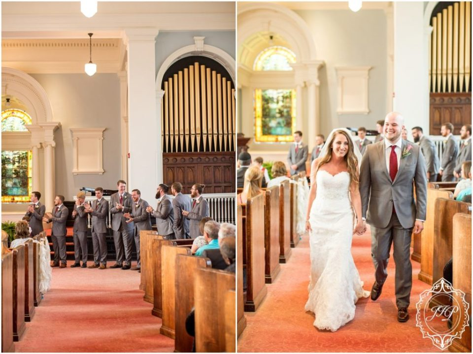 Elegant Southern Charcoal and Maroon Wedding_0046