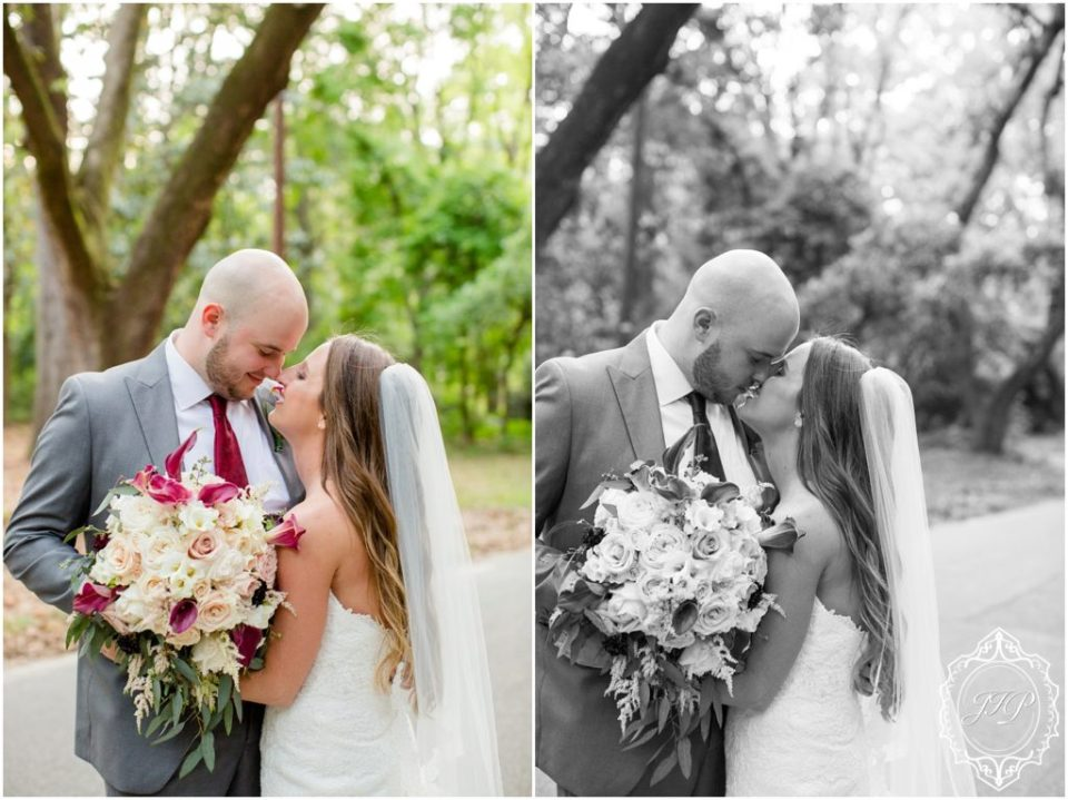 Elegant Southern Charcoal and Maroon Wedding_0064
