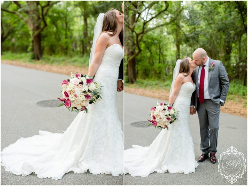 Elegant Southern Charcoal and Maroon Wedding_0074