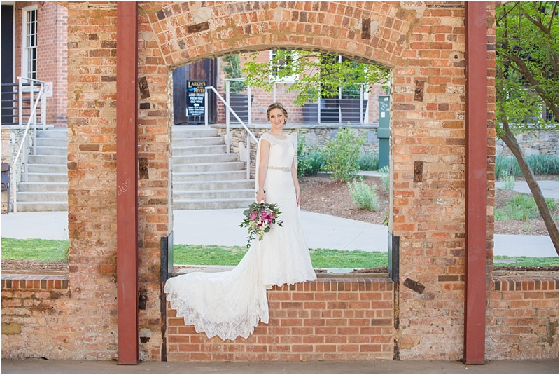 Greenville SC Bride