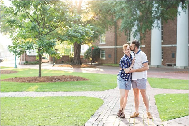 the university of south carolina horseshoe wedding ideas