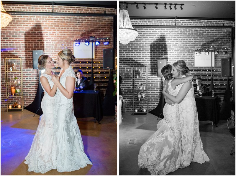 same sex wedding ceremony outline in Columbia