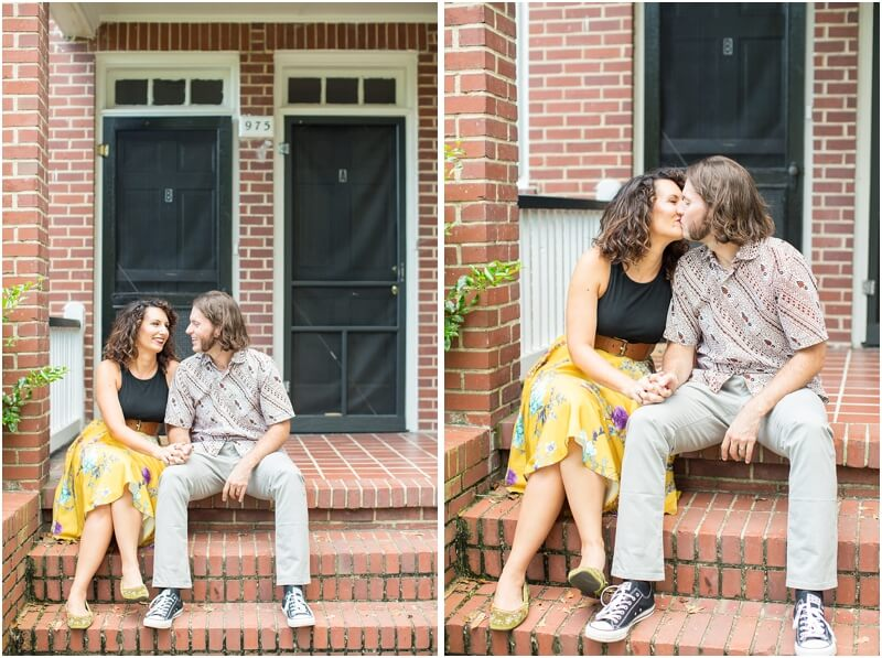 couples session charleston