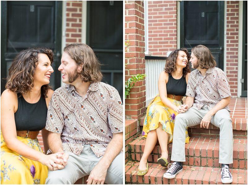 couples session south carolina