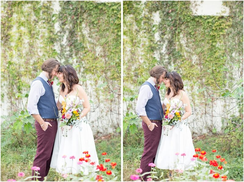 summer backyard wedding ideas