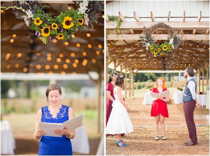wedding in a barn ideas