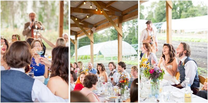 sustainable wedding south carolina