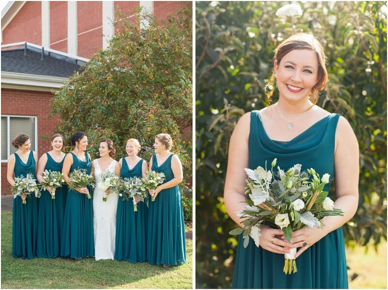 Bella Bridesmaids greenville sc