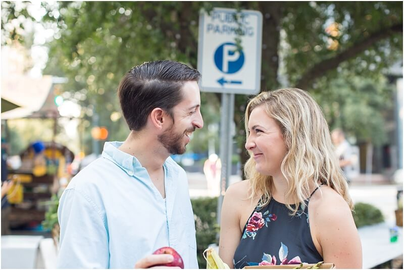 soda city columbia south carolina engagement