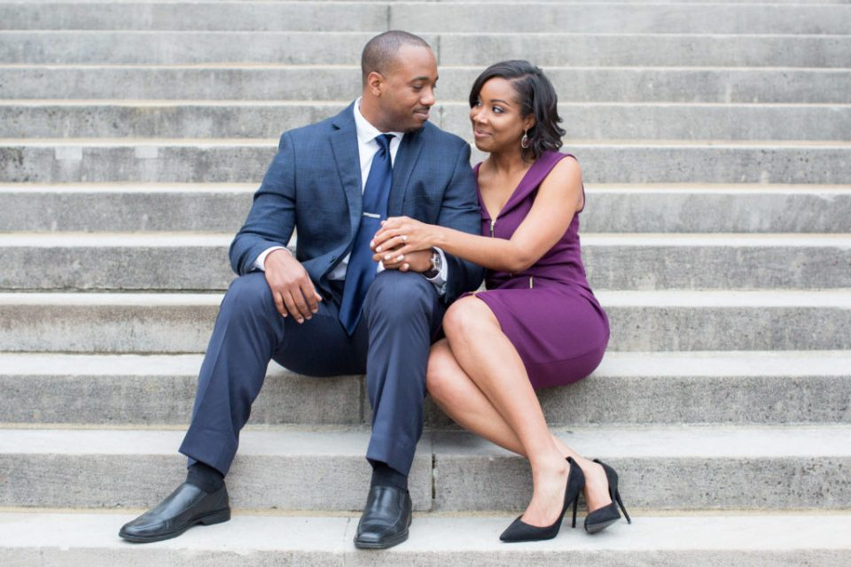 Columbia SC African American Wedding