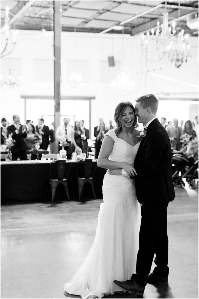 Monday Night Garage Wedding Photos Atlanta Wedding Photographer