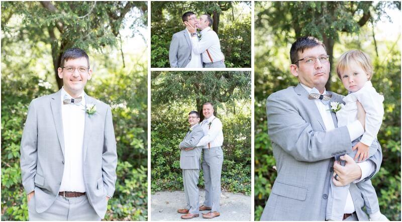 South Carolina Garden Wedding